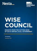 Wise Council - data makes better local services